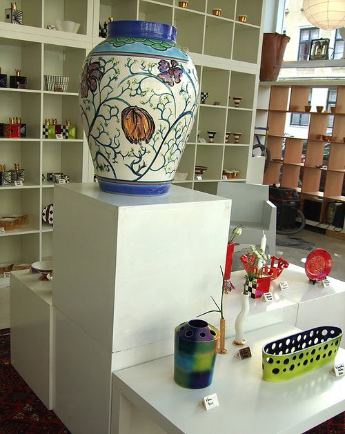 Ceramics Furniture Designs