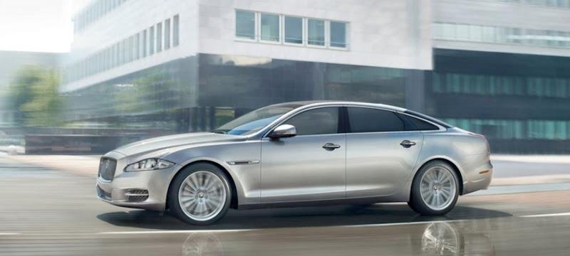 New Jaguar Design XJ Sentinel