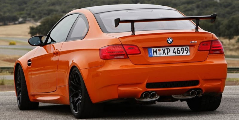 BMW M3 GTS Specification
