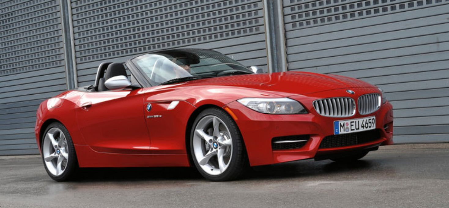 Interior and Exterior BMW Z4