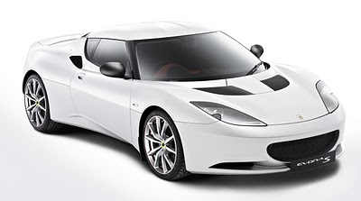 2011 Lotus Evora S Specifications