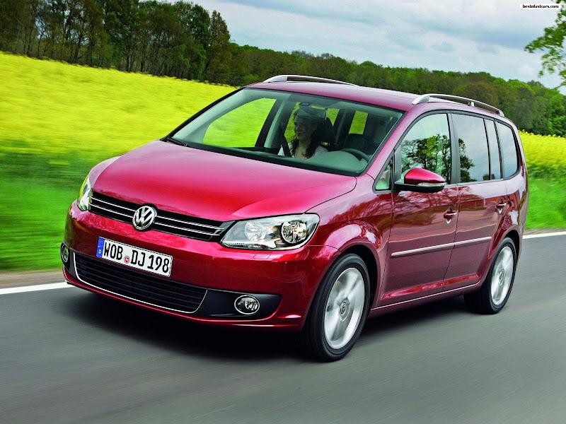 Volkswagen Touran Car Design