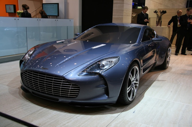 Aston Martin One-77 Wallpaper and Walpaper