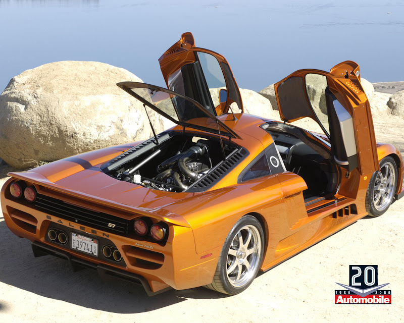 New Saleen S7 Twin-Turbo