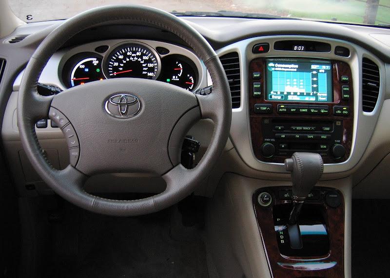 2012 Toyota Highlander Crossover new Generation