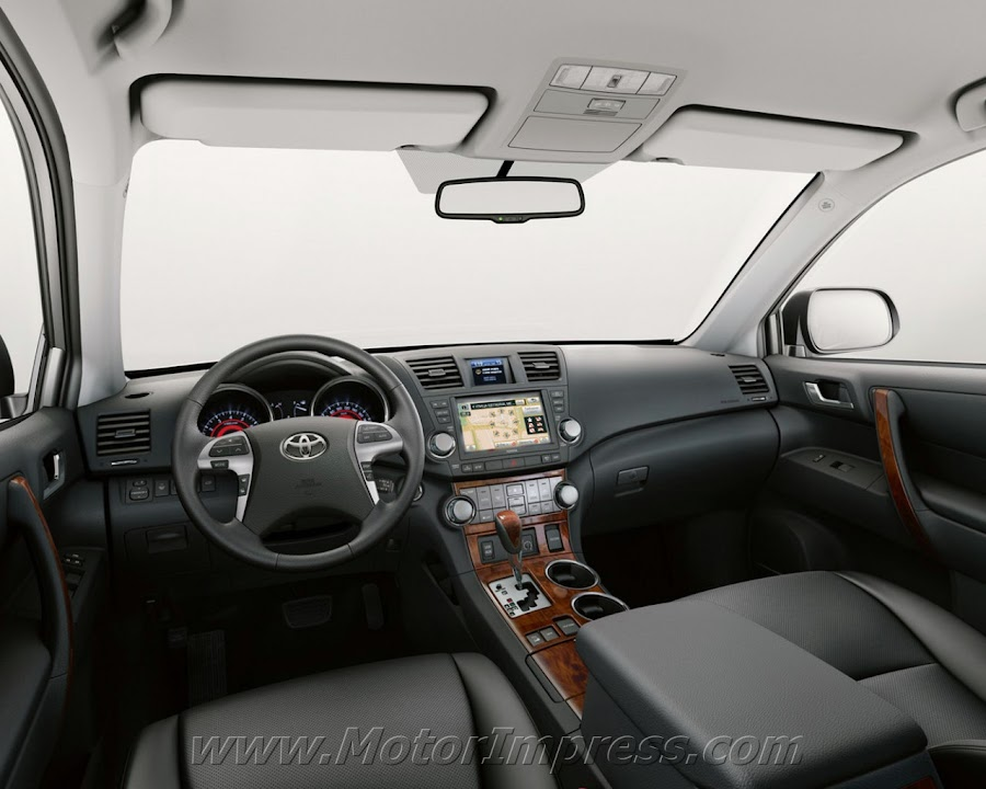 2011 New Toyota Kluger Specifications Autos Car