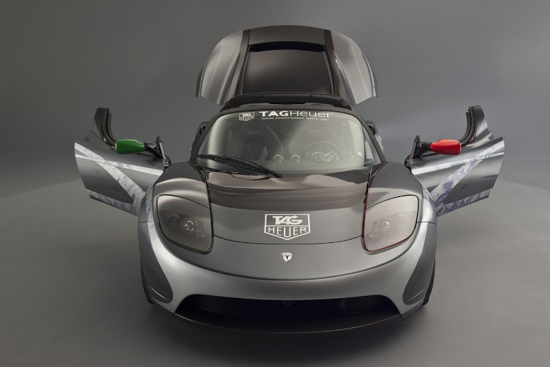 2011 Tesla Roadster 2.5 Sport Design
