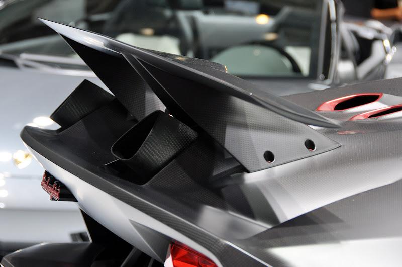Lamborghini's Sesto Elemento Full AeroDinamis