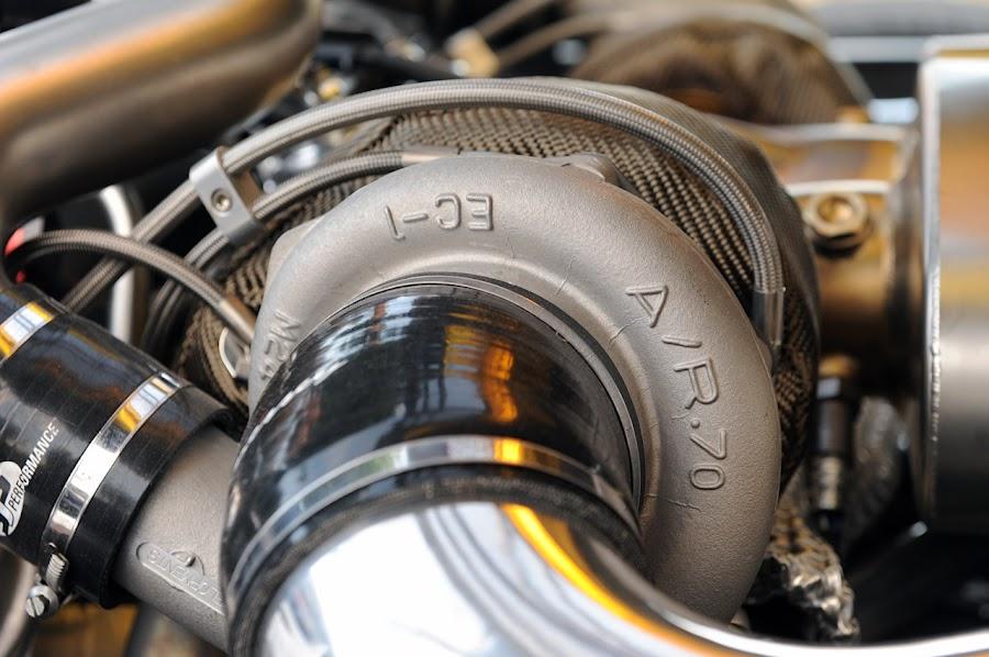 Hennessey Venom GT Turbo Changer Design