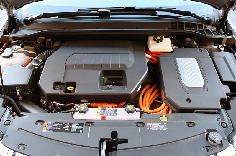 2011 Chevrolet Volt Engine Custom