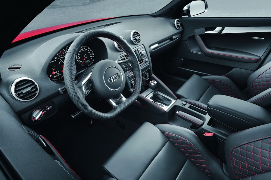 Audi RS3 Sportback Interior Review
