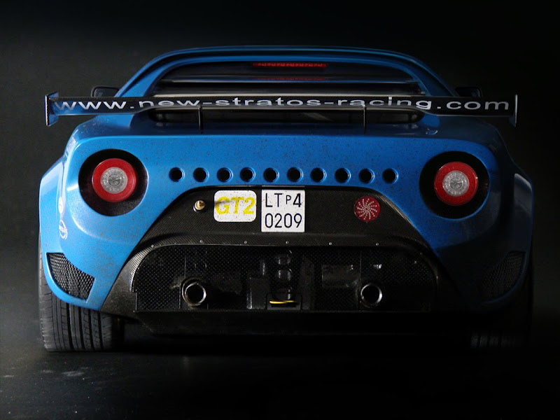 New Stratos GT2 Wallpaper