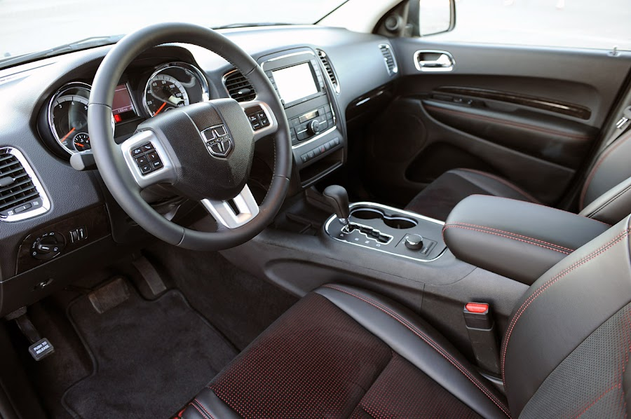 Interior Dodge Durango