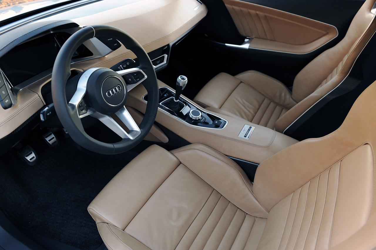 Audi Quattro Concept Design
