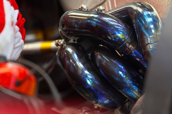 Greener Engines Pipe Muffler