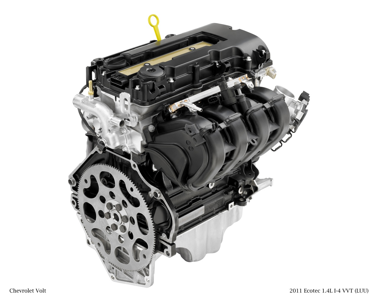 2011 Chevrolet Volt Engine
