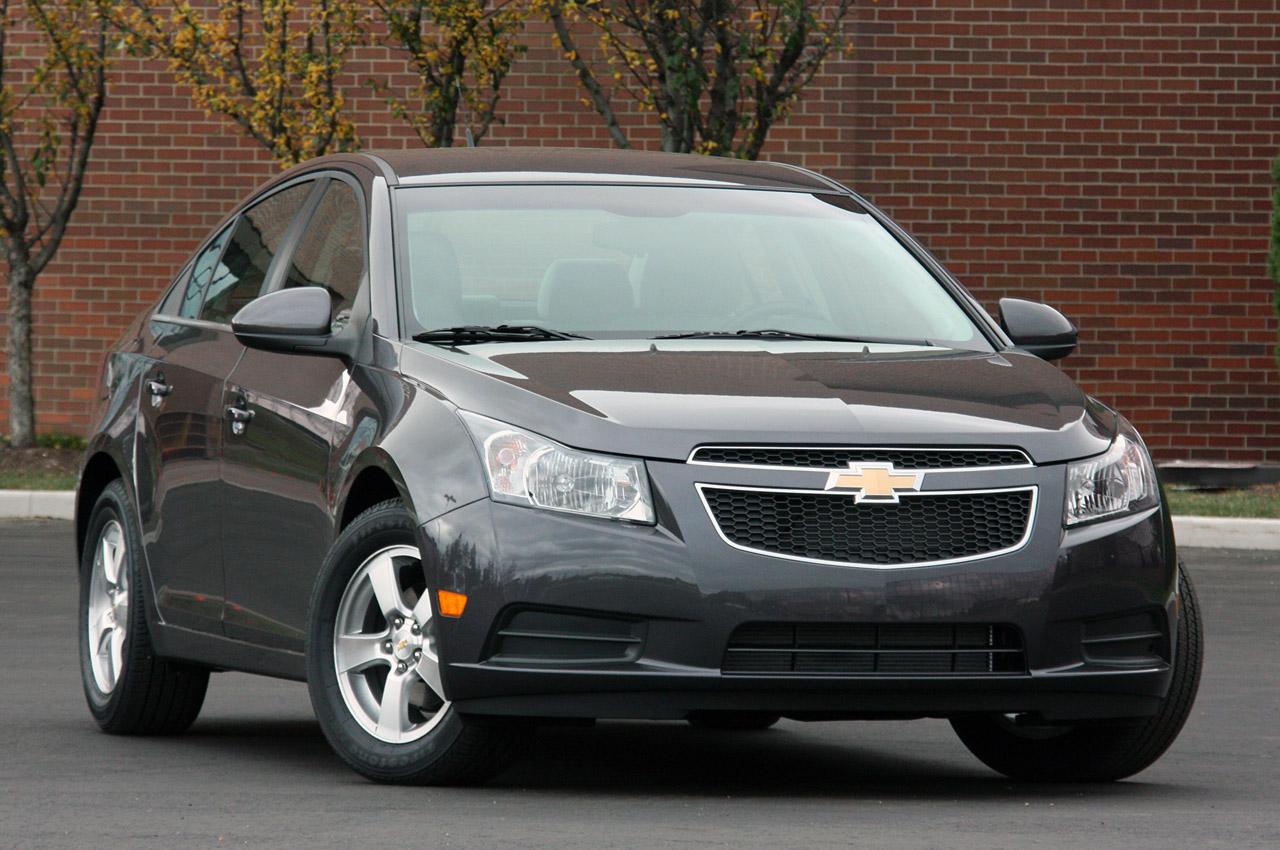 New Design 2011 Chevrolet Cruze 1lt
