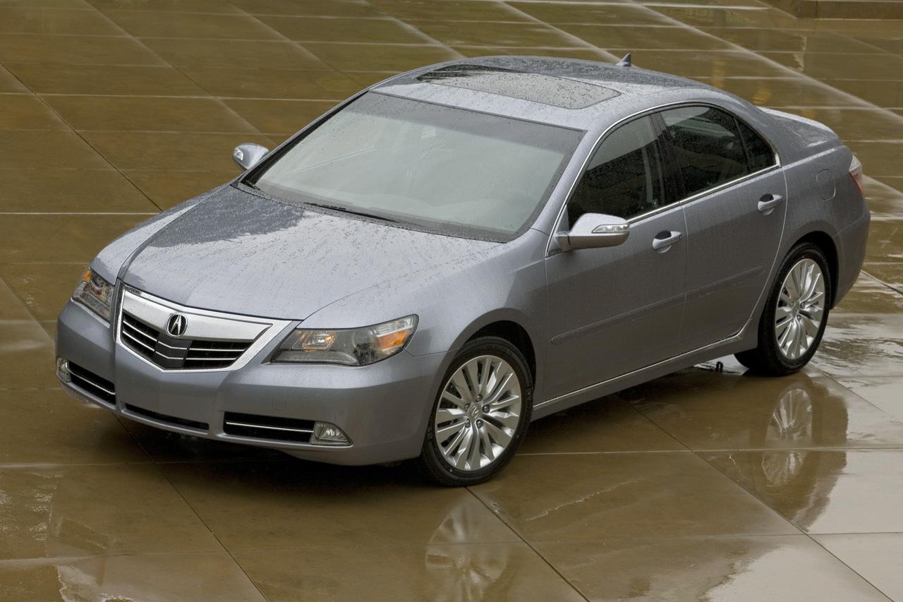2011 Acura RL Design