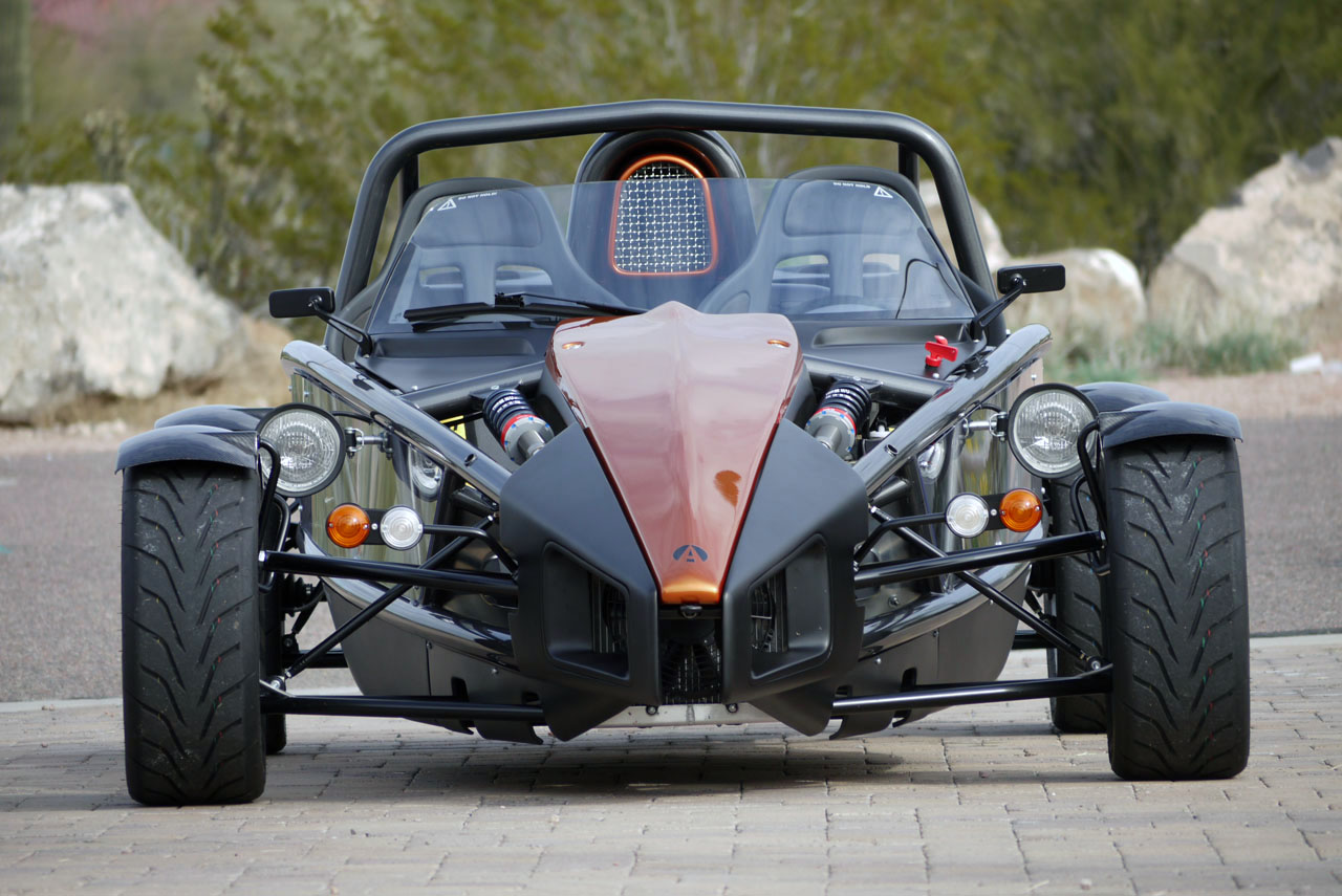2010 Ariel Atom 3 HD Wallpaper
