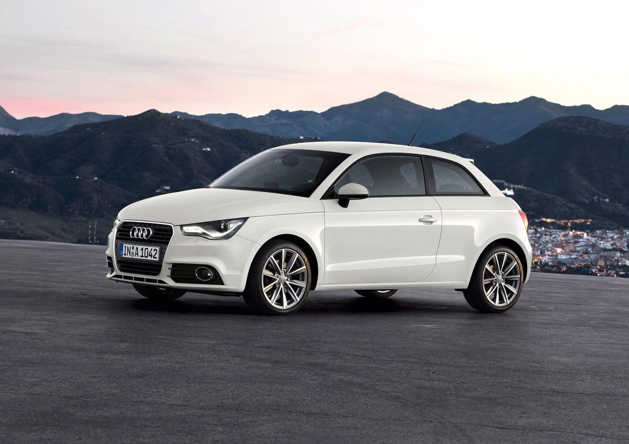 2011 Audi A1 Design