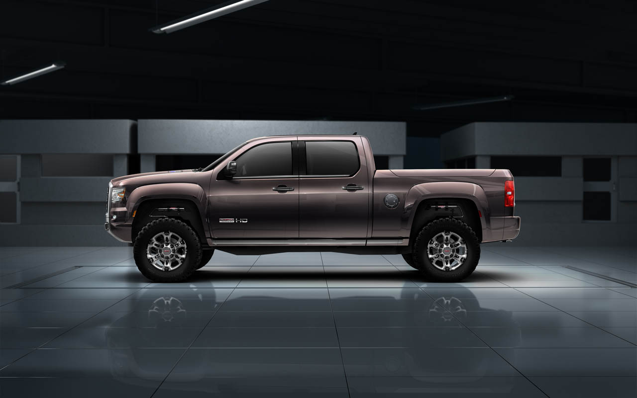 GMC Sierra All Terrain HD Wallpaper