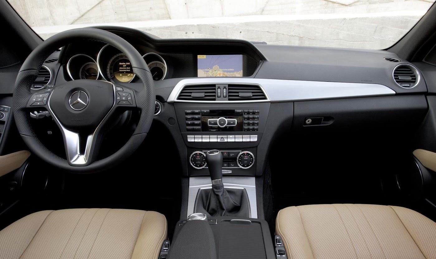 Mercedes C-Class Estate Desing