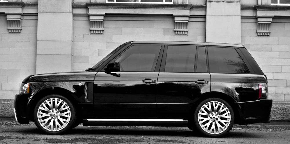 Range Rover Sport RS500 HD