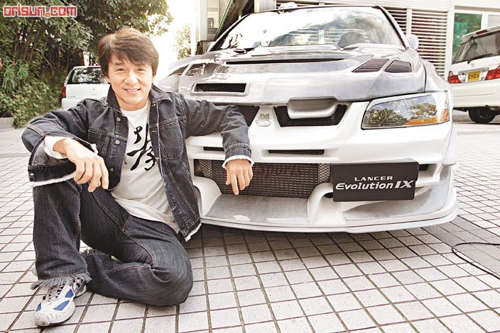 Gallery For > Jackie Chan Cars