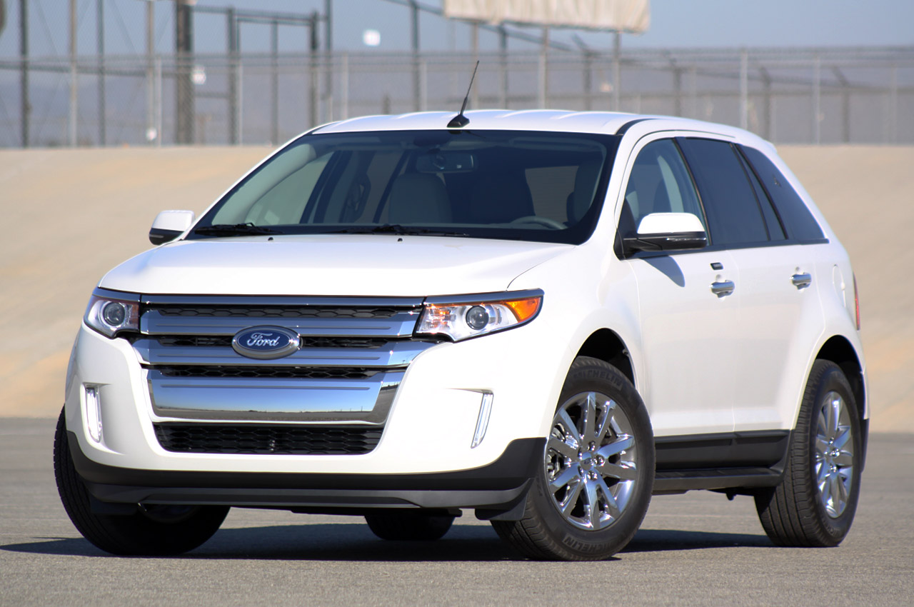 2012 ford edge ecoboost review new luxury car. Black Bedroom Furniture Sets. Home Design Ideas