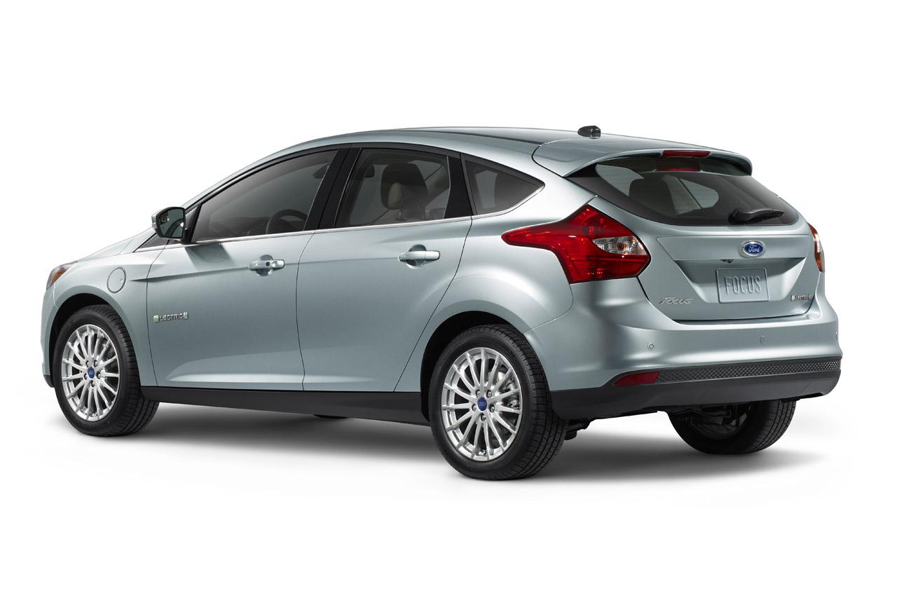 Ford Focus Electric Design