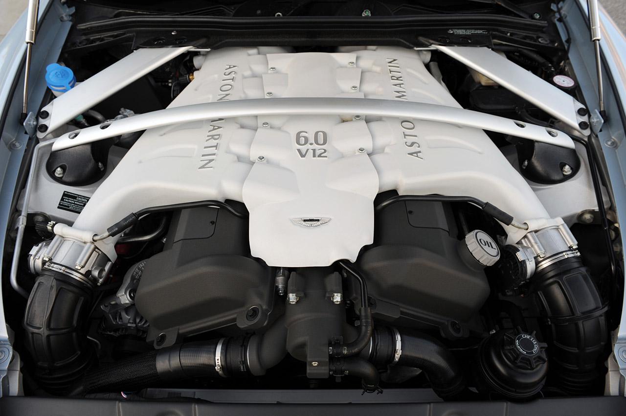 2011 Aston Martin V12 Vantage Engine Specs