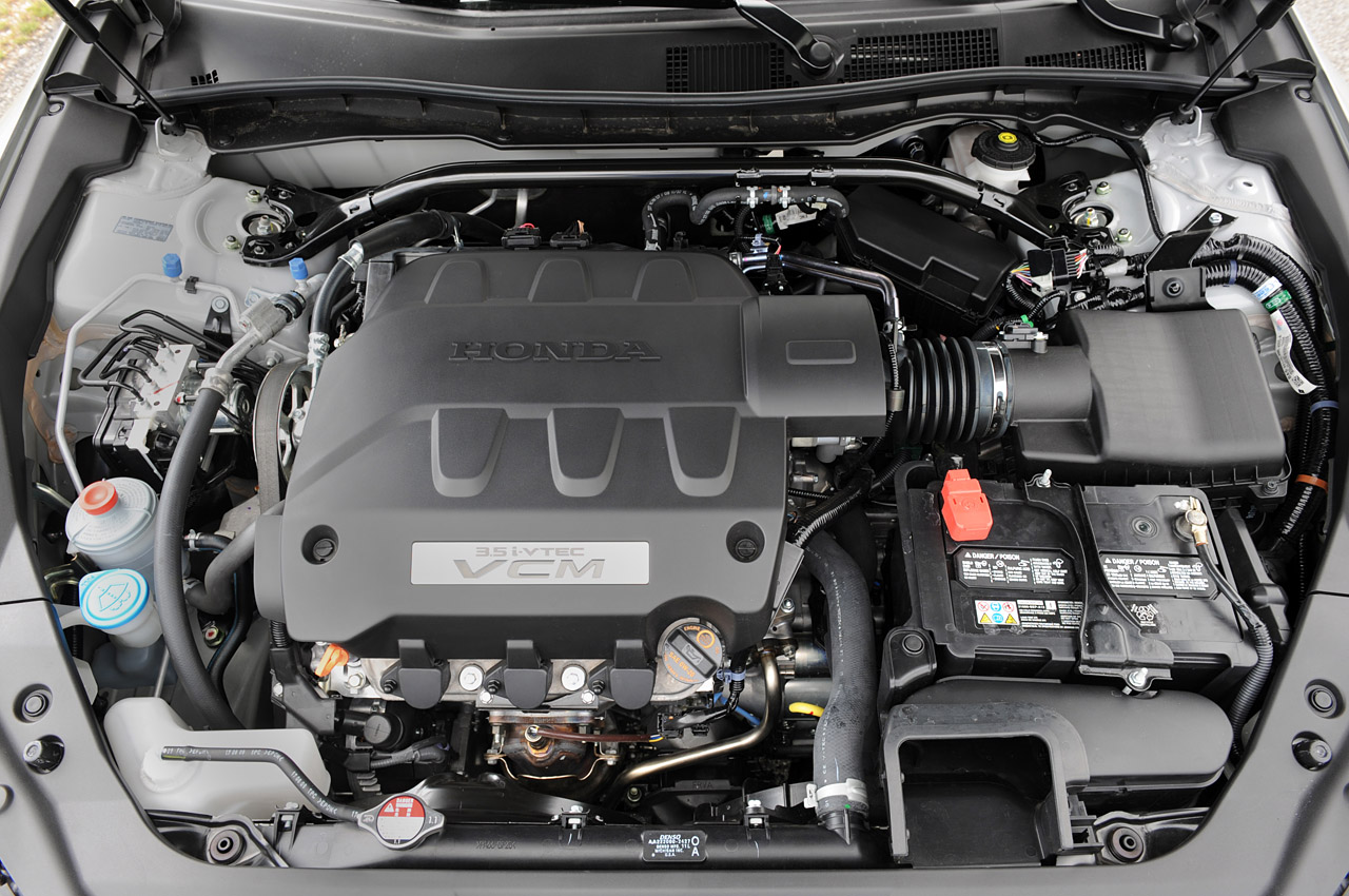 2011 Honda Accord Crosstour Specs
