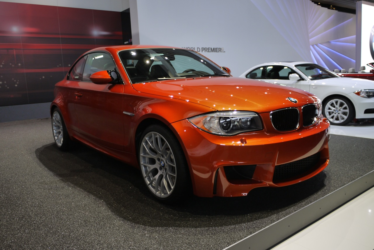 2012 BMW 1 Series M Coupe Wallpaper