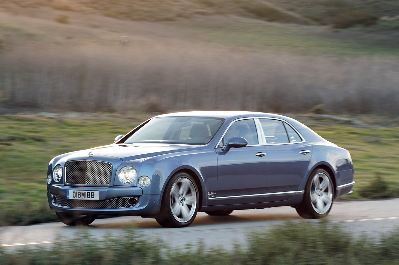 2011 BENTLEY MULSANNE ENGINE WALLPAPER