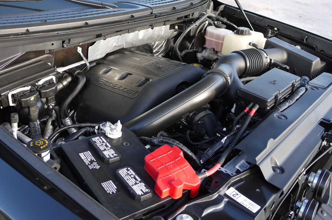 2011 FORD F-150 ENGINE