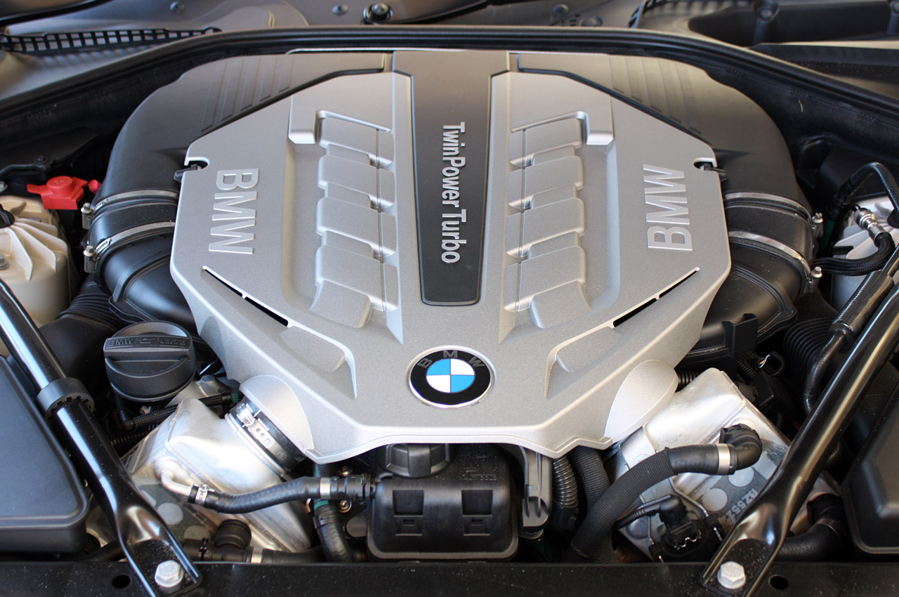 2012 BMW 6 SERIES CONVERTIBLE ENGINE SPECS