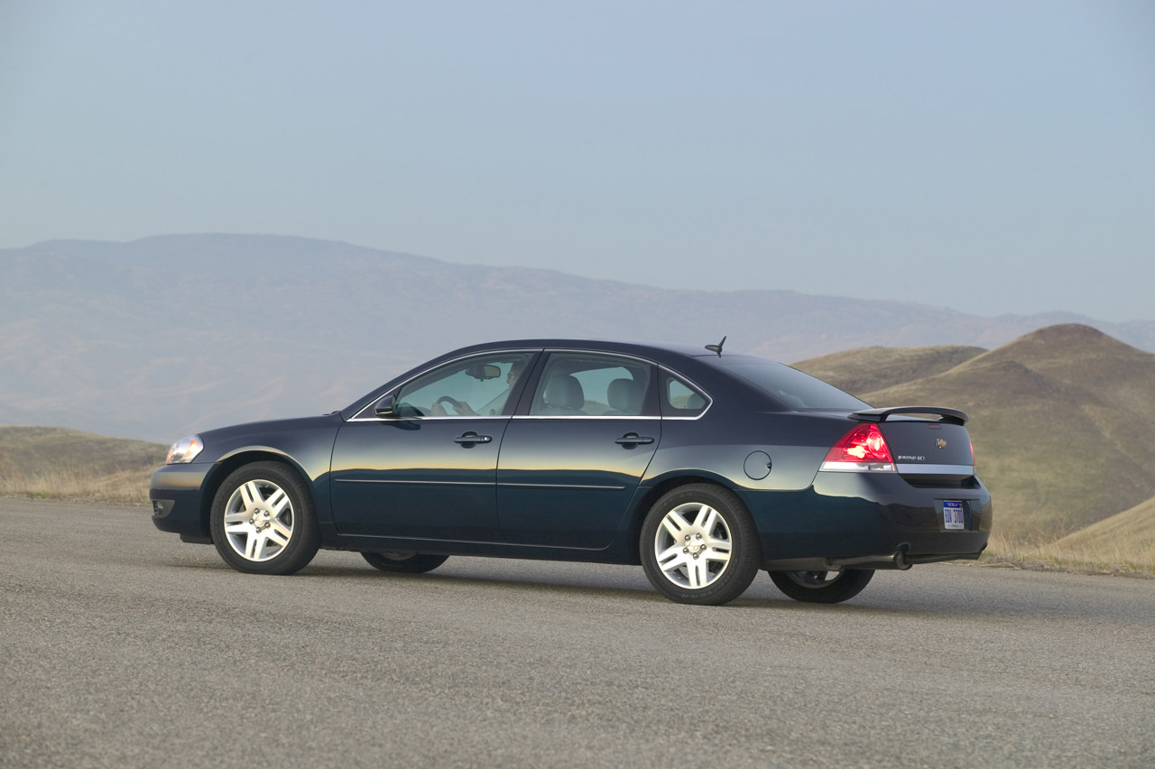 2011 CHEVROLET IMPALA CAR DESIGN
