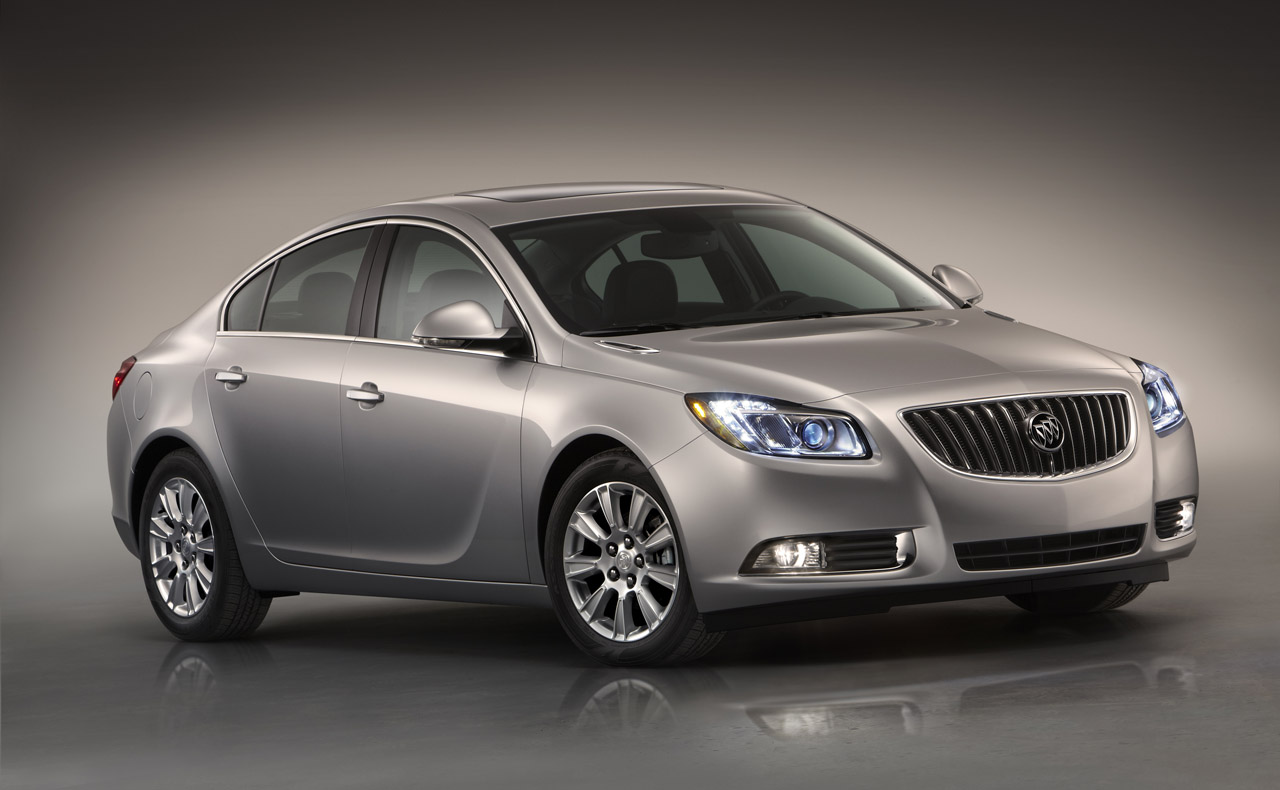 2012 BUICK REGAL EASSIST HD WALLPAPER