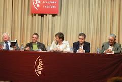 En la Sede SGAE(Valencia) 2009