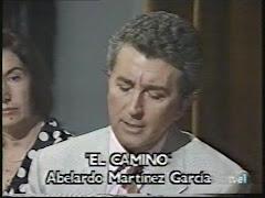 Entrevista en Televisión Española 1992