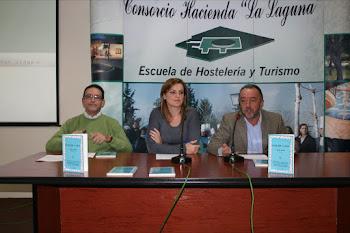 Conferencia en la Escuela de Hostelería La Laguna