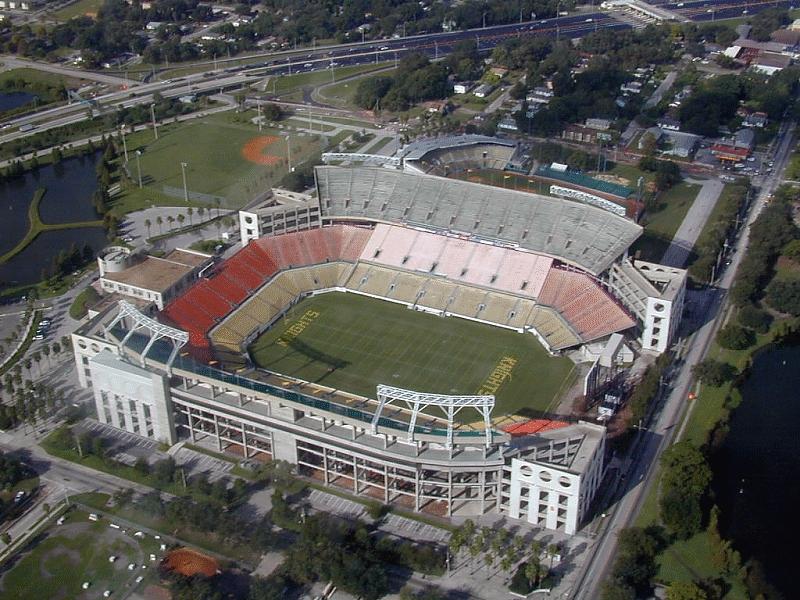 Estadio Citrus Bowl De Orlando Jetlag