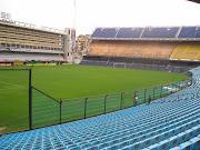 Estadio La Bombonera de Buenos Aires