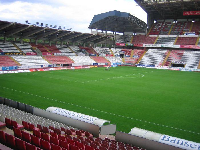 Estadio municipal el molin n de gij n jetlag - Estadio del sporting de gijon ...