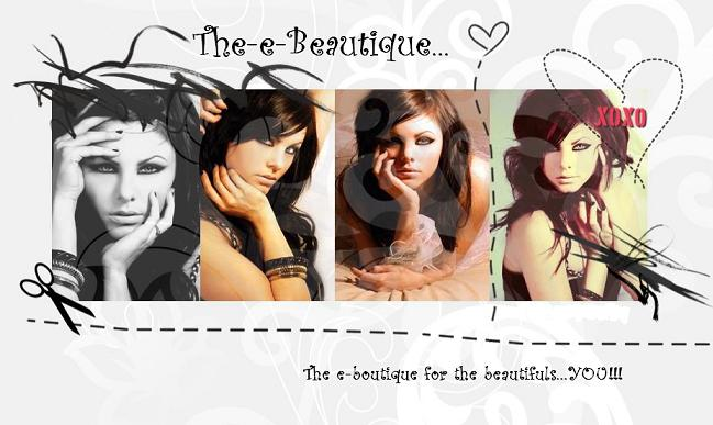 The e-BEAUTIQUE