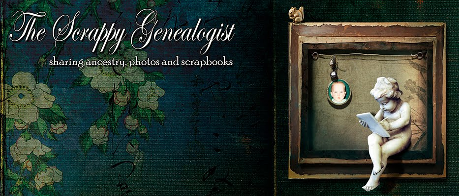 The Scrappy Genealogist