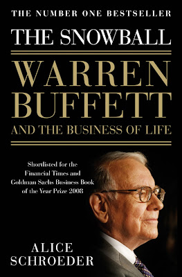 The Snowball Warren Buffet And The Business of Life by Alice  Schroeder