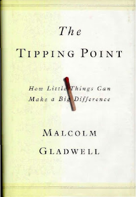 maven connectors and salesmen in the tipping point a book by malcolm gladwell The tipping point by malcolm gladwell book review by bill cattey  connector , maven, and salesman after making sure that the thing is .