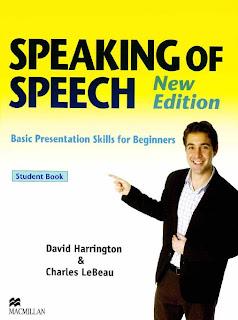 Speaking of Speech by David Harrington