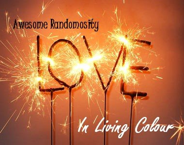 Awesome Randomosity In Living Colour
